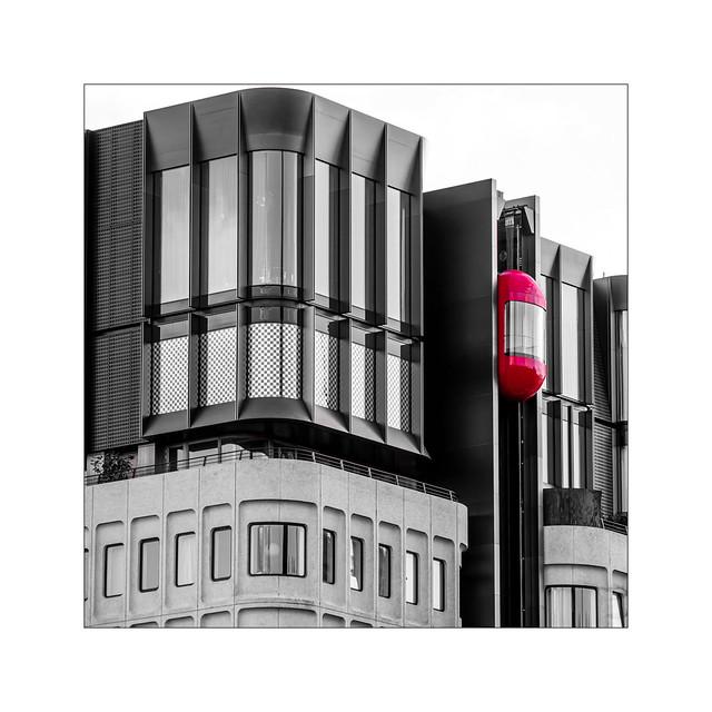 The Standard Hotel, Euston Road, London