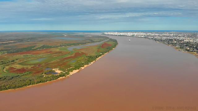 Puente Rosario-Victoria  e islas del  Parana - 63 cm - 30.04.2020 - 04