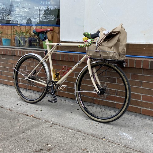 Fixie bagel wagon