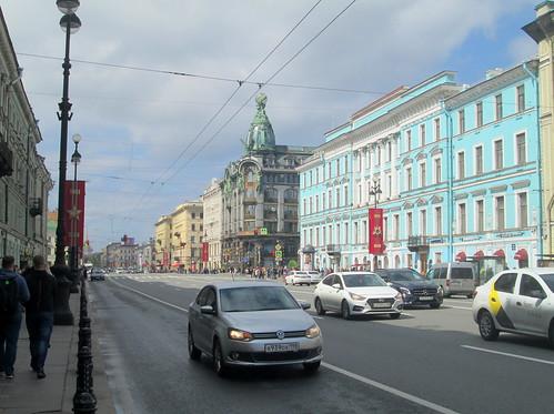 House of Books, Nevsky Prospekt, St Petersburg