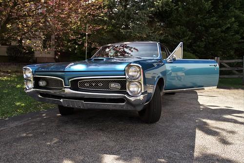 Pontiac GTO restoration