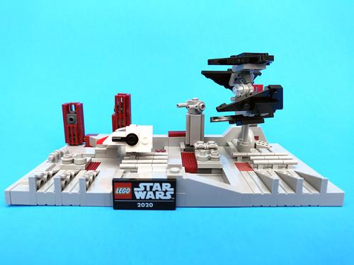 LEGO Star Wars Death Star II Battle (40407)
