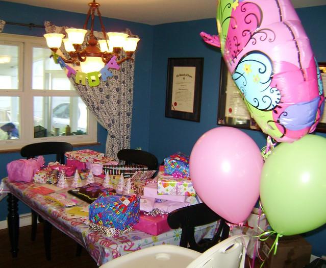 Viola's Second Birthday