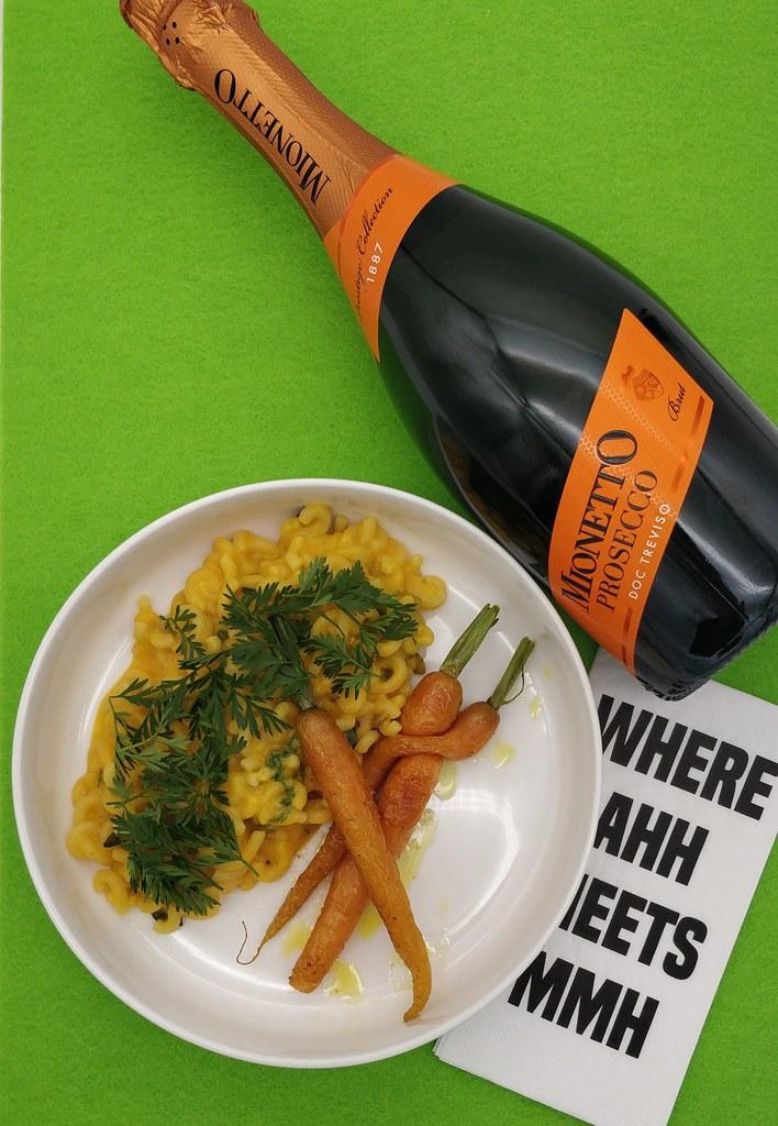 Gobetti mit Karotten