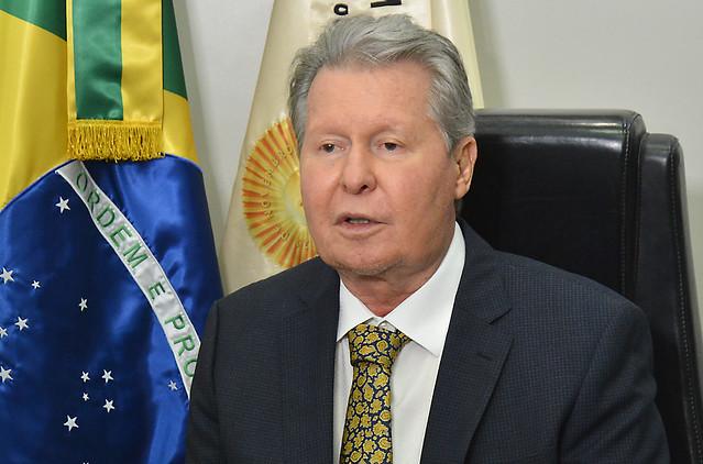 30.04.2020 Prefeito Arthur Neto opinião presidente