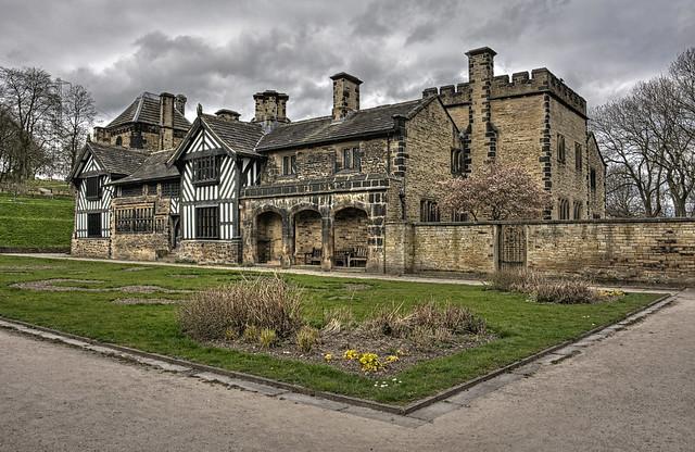 'Gentleman Jack's Pad' - Shibden Hall - Halifax