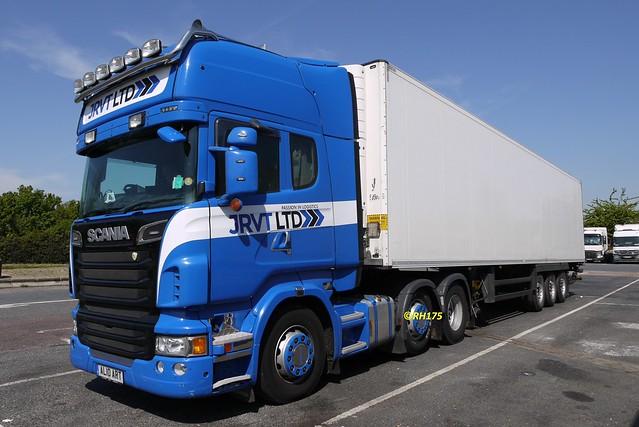 Scania R480 - Thurrock