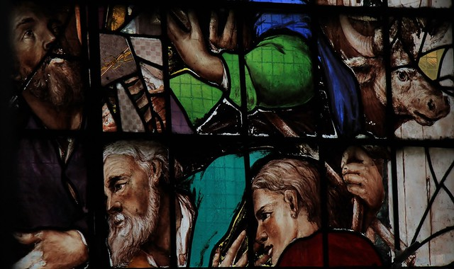 Stained Glass -The Vyne NT Hampshire - 210319 (33)