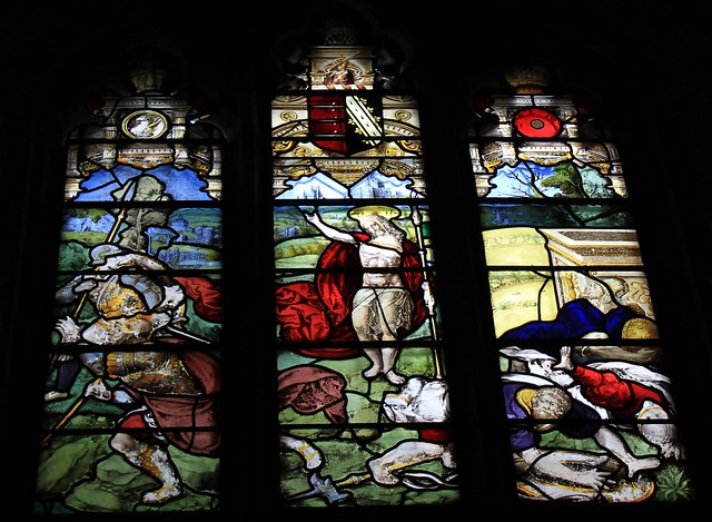 Stained Glass -The Vyne NT Hampshire - 210319 (28)