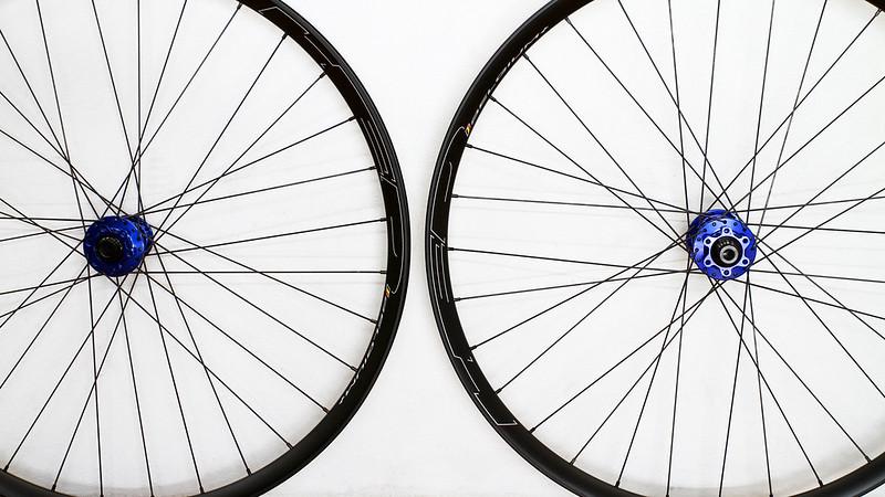 HED.×Industry Nine Custom Build Up Wheel