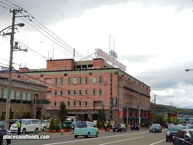 shiroi koibito park chocolate factory