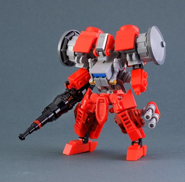 Lego microboT mkII