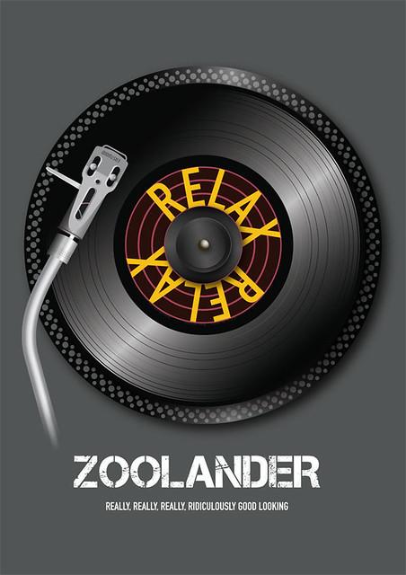 Zoolander - Alternative Movie Poster