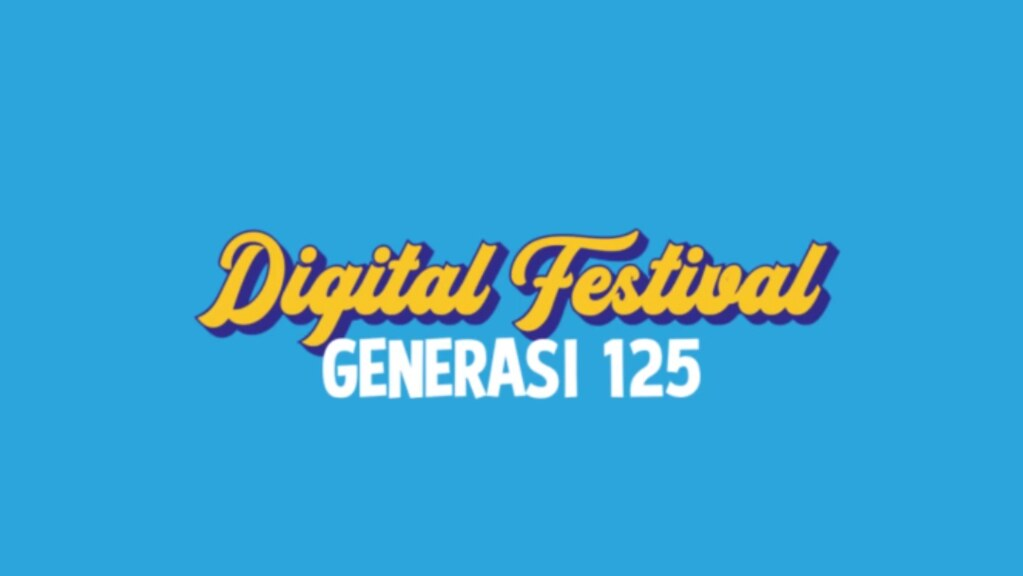 Digital Festival Generasi 125