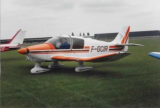F-GCIR Robin DR.400