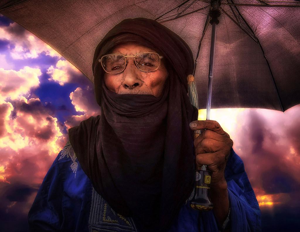 The Gray Umbrella