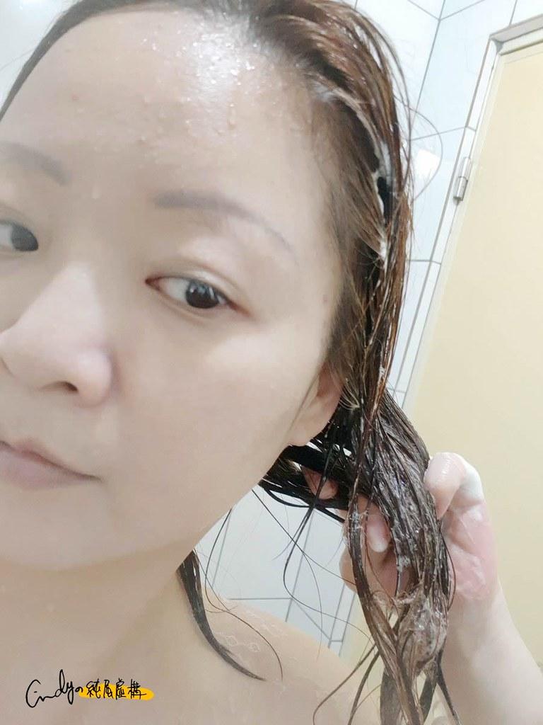 花王植萃弱酸空氣感洗髮泡泡