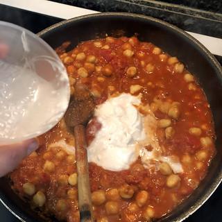 curry de pois chiches 7