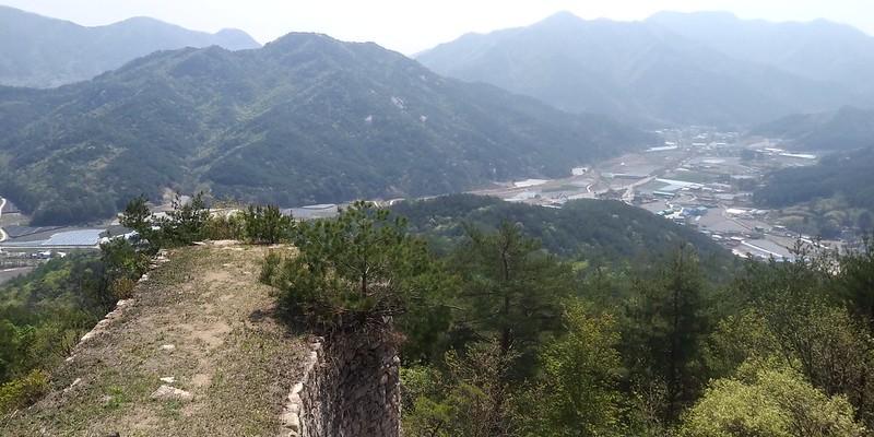 오월의 신록 | 견훤산성 산행산책길