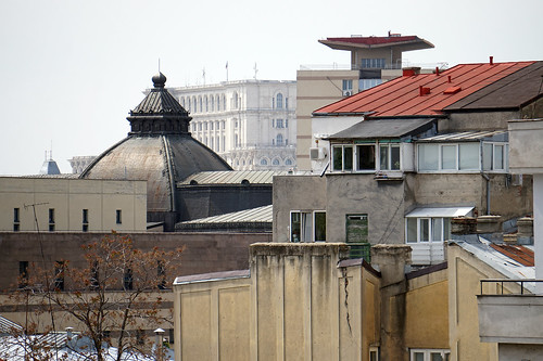 landscape bucurești românia sector1 urban city buildings casapoporului