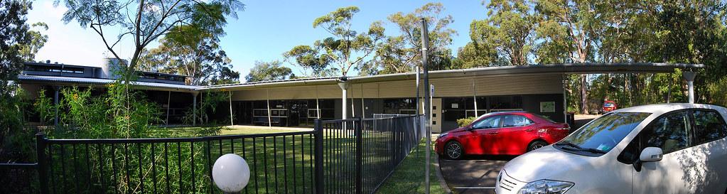 Pittwater Uniting Church, Warriewood, Sydney, NSW.