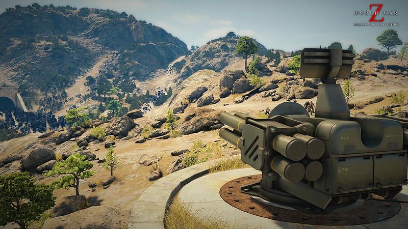 49841410971 fe7a2c8516 c - Der Marseilles DLC zu World War Z packt die großen Waffen aus, um gegen die Zombischwärme abzuwehren
