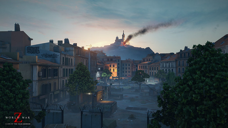 49841412561 faff6c8e8d c - Der Marseilles DLC zu World War Z packt die großen Waffen aus, um gegen die Zombischwärme abzuwehren