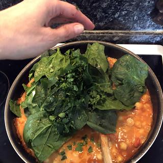 curry de pois chiches 8