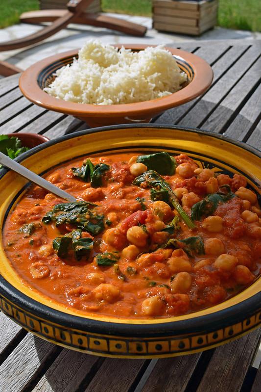 curry de pois chiches 2