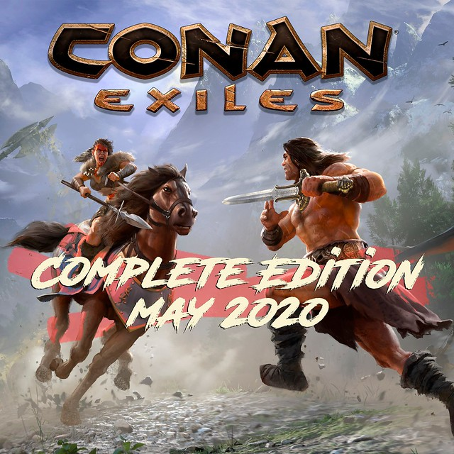 Thumbnail of Conan Exiles Complete Edition May 2020 on PS4