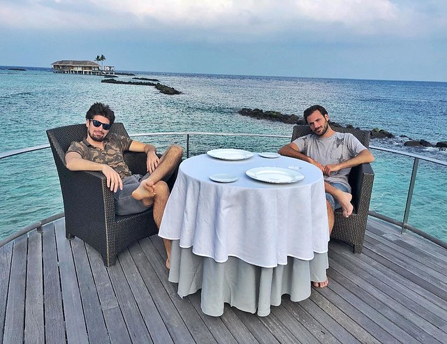 2cellos maldivi