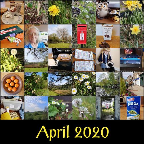 Mosaic April 2020
