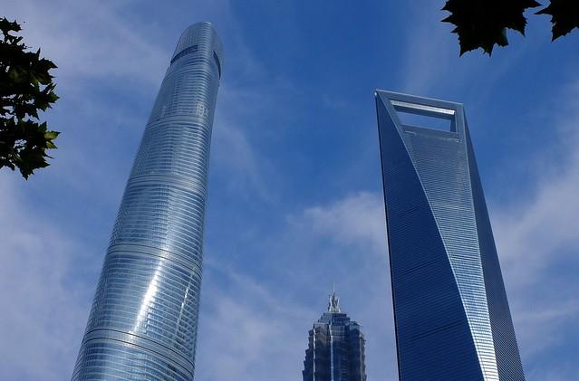 Shanghai - Blue