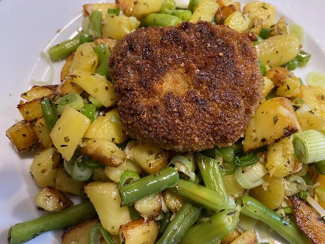 Kartoffelpfanne_gruene_Bohnen_10