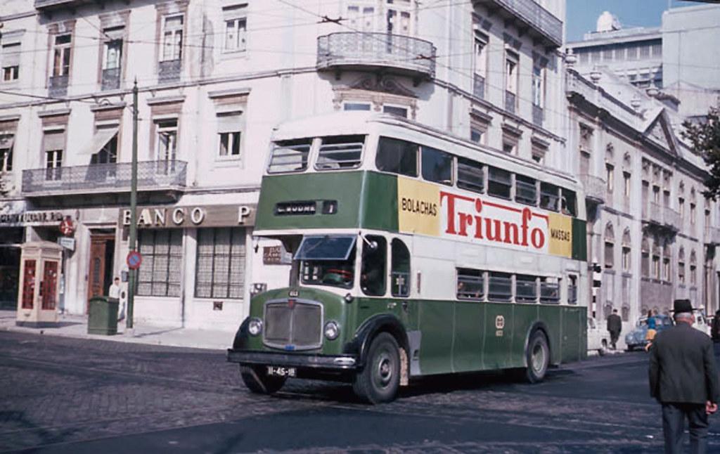 Autocarro 1, Avenida (B. Harrison, 1968)