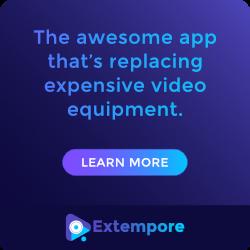 Extempore-Banner