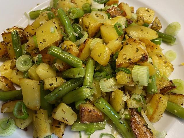 Kartoffelpfanne_gruene_Bohnen_07