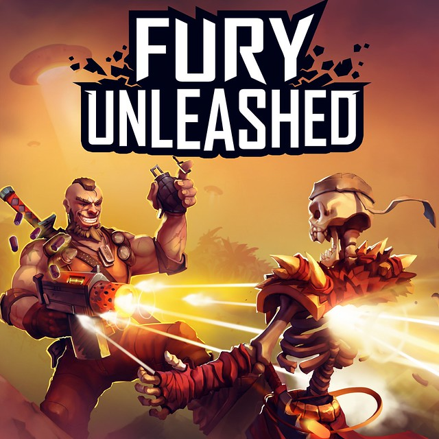 Thumbnail of Fury Unleashed on PS4