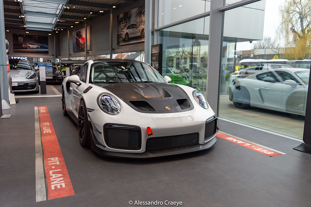 GT2 RS Clubsport