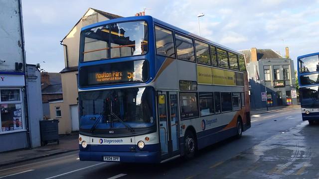 Stagecoach TransBus Trident (TransBus ALX400) 18152 PX04 DPF