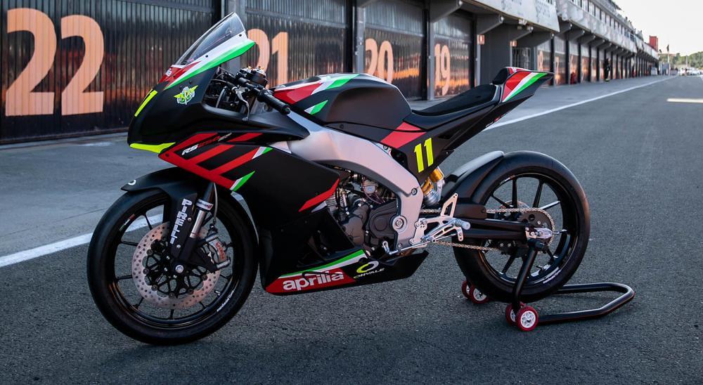 Aprilia RS 250 SP Race