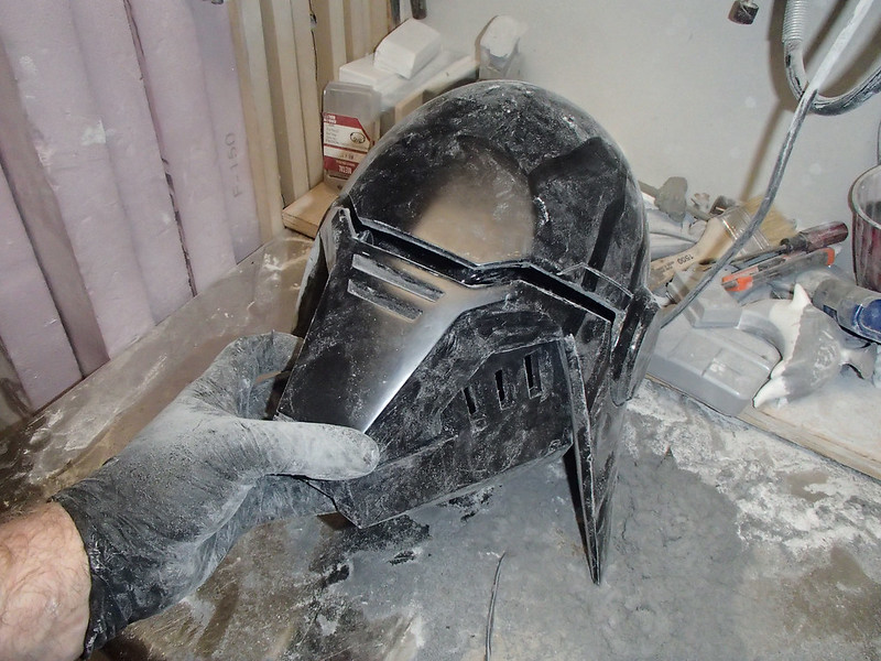 Helmet Trimming