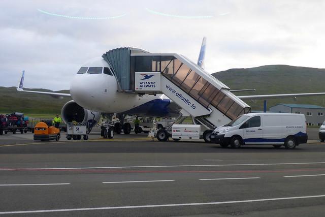 Vágar Airport, Faroe Islands