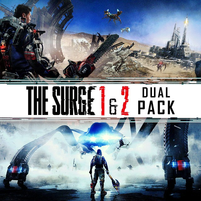 Thumbnail of The Surge 1 & 2 - Dual Pack on PS4