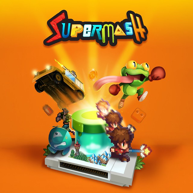 Thumbnail of SuperMash on PS4