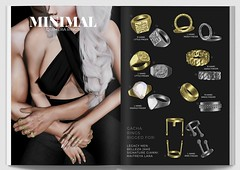MINIMAL - Quimera Gacha Rings