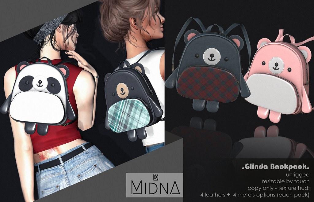 Midna – Glinda Backpack