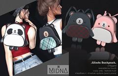 Midna - Glinda Backpack