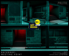 .PALETO. Backdrop:.Meeting Point