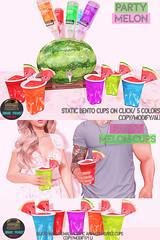 Junk Food - Party Melon TSS Ad